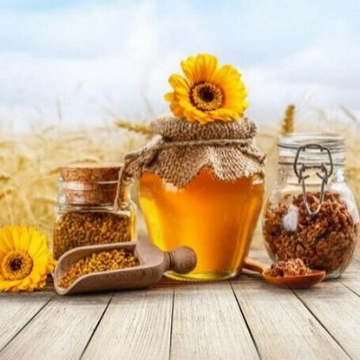 Мёд и Конфитюр🌺 Сладко- Здорово Жить — ПчелоПродукты* — Мука, смеси и дрожжи