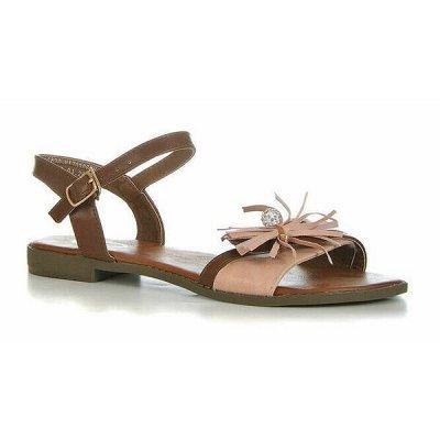 ОКЕАН ОБУВИ - финальный сток, лучшие цены — РАСПРОДАЖА-женские сандалии — Без каблука