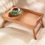 Столик бамбуковый