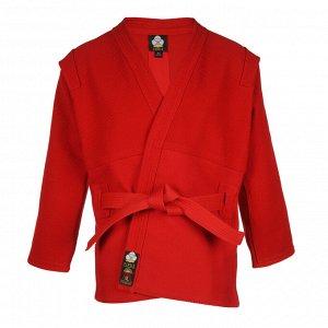 Куртка самбо р. 190 см красная