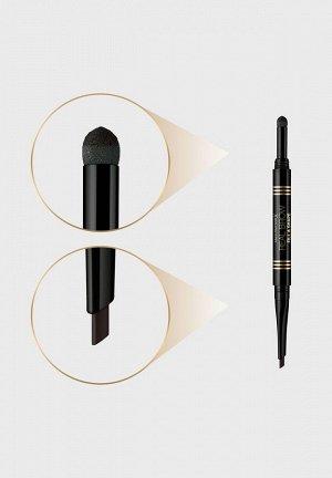 .Mакс Фактор карандаш -пудра  д/ бров Fill&Shape 05 black br