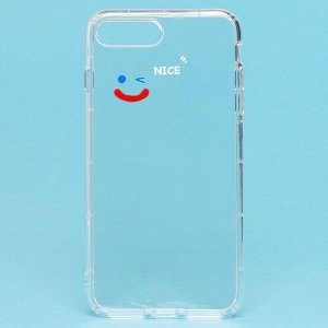"Чехол-накладка SC196 для ""Apple iPhone 7 Plus/iPhone 8 Plus"" (001)"