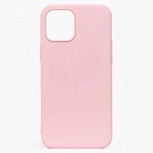 "Чехол-накладка Activ Full Original Design для ""Apple iPhone 12/iPhone 12 Pro"" (light pink)"
