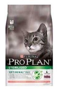 Pro Plan Sterilised комплексом OPTIRENAL сухой корм для стерилизованных кошек Лосось 7кг