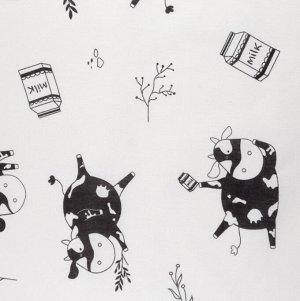 Пеленка Happy cow.