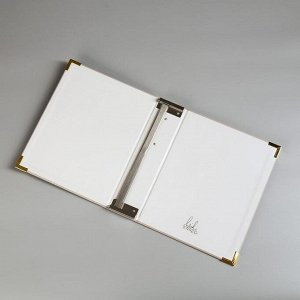 Альбом Heidi Swapp - Storyline Chapters 20.3x25.4 см, чёрный