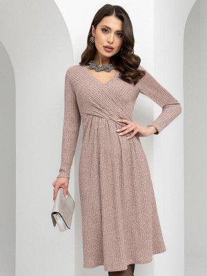 Платье Высшая проба (пыльная роза)