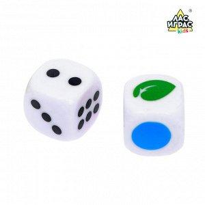 Стратегическая настольная игра на логику «Кто больше съест?»