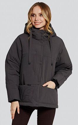 "Куртка ""Эдда""  темно-серый"