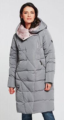"""Пальто """"Латоя""""  серый"""