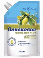 Оливковое ж/мыло 500мл  Дпак