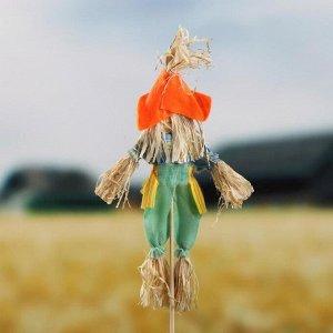 Огородное пугало, h = 50 см, МИКС