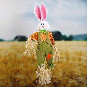 Огородное пугало «Заяц», h = 70 см, МИКС