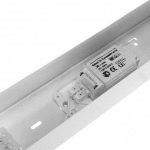 Светильник-облучатель Ксенон ОБН, 1х30 Вт, G13, IP20, 85 м3/час, с ЭПРА, без лампы