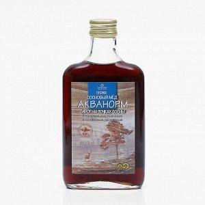 Сироп «Акванорм. Сосновый мёд», 250 мл