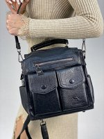 Сумка-рюкзак женский (качественная эко кожа)