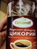 """Цикорий натуральный растворимый """"ЧИКОРОФФ"""""""