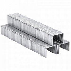 Скобы для степлера №23/10, 1000 штук, BRAUBERG, от 20 до 50 листов, 221163