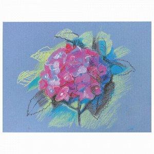 Пастель сухая художественная BRAUBERG ART CLASSIC, 48 цветов, круглое сечение, 181456