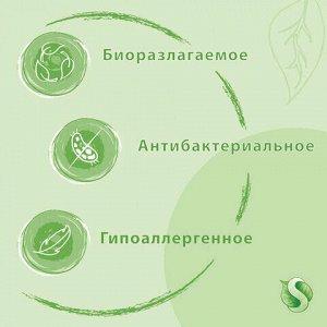 Средство для прочистки канализационных труб с дезинфицирующим эффектом 1 л SYNERGETIC, биоразлагаемое, для труб и септиков, 108100