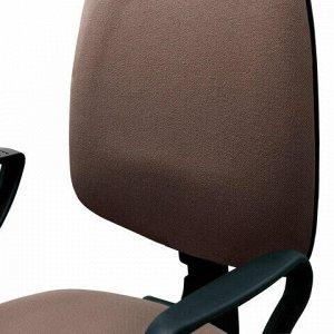 """Кресло BRABIX """"Prestige Ergo MG-311"""", регулируемая эргономичная спинка, ткань, серое, 531874"""