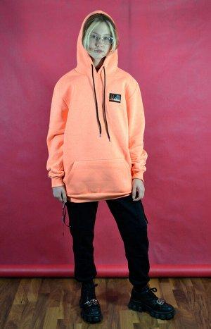 Худи Full Girls 2321 Ярко-оранжевый *