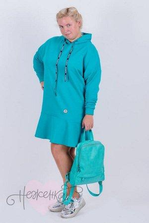 Платье П 610 (изумруд)