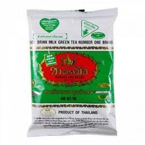 Тайский молочный зеленый чай (Thai milk green tea) 200 гр