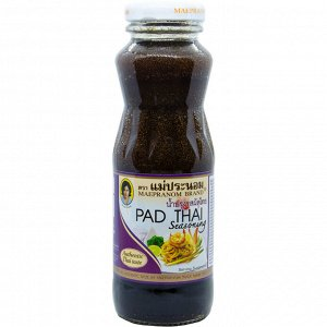 Соус Пад Тай  Maepranom Pad Thai Seasoning, 260 гр) стекло, Тайланд