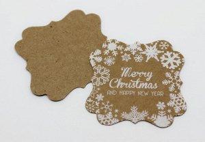 "Шильдик ""Merry Christmas"""