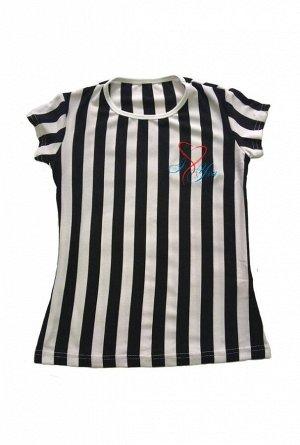 """Футболка для девочки """"Ляля"""" (вискоза), цвет в ассортименте"""