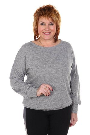 Блуза женская, серый