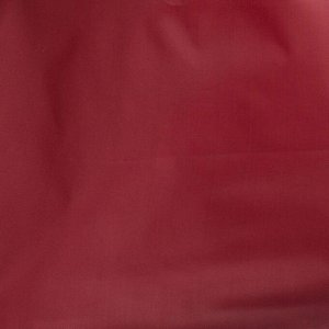 Сумка хозяйственная складная, отдел на кнопке, цвет красный