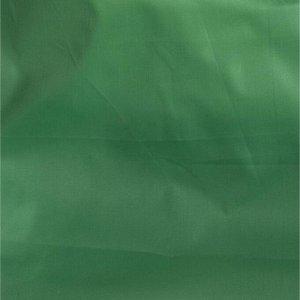 Сумка хозяйственная складная, отдел на кнопке, цвет зелёный