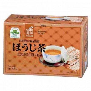 Зеленый чай жареный Ходзитя Odani Kokufun  40 гр