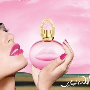 Элитная косметика и парфюмерия . Майская акция. — Salvador Dali — Парфюмерия