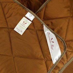 Одеяло Евро 195х210см, наполнитель: термоватин 50%, полиэфир
