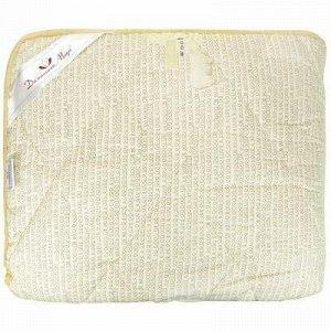 """Одеяло 2-х спальное 172х210см, наполнитель овечья шерсть """"Ов"""