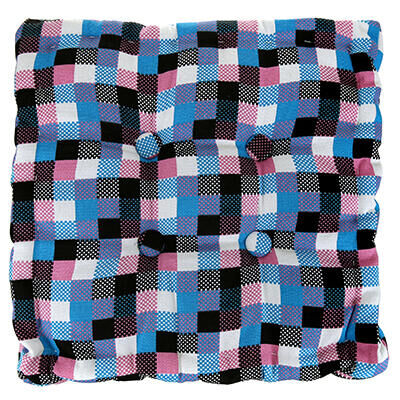 ДОМАШНЯЯ МОДА - яркий текстиль для твоего дома — Домашний текстиль-Подушки для сидения
