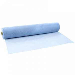 Сетка антимоскитная 0,75х50м, полиэфир, синий (Россия)