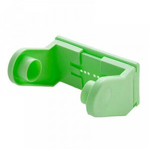 Держатель для туалетной бумаги пластмассовый 13х9х11см, наст