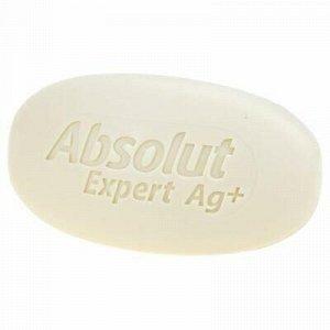 """Мыло туалетное твердое """"Absolut"""" """"Expert"""" 90г, ионы серебра"""