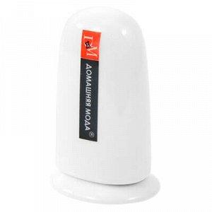"""""""ДМ"""" Подставка для зубочисток фарфоровая h8см, с колпаком (К"""
