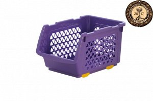 Ящик для ОВОЩЕЙ 4,5 л Фиолетовый