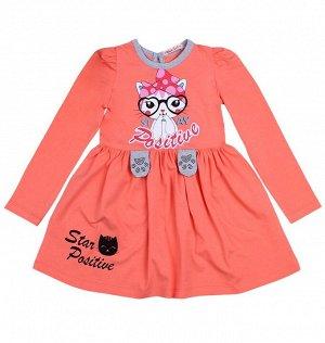 Платье для девочки 98-122 BONITO Артикул: BON1461
