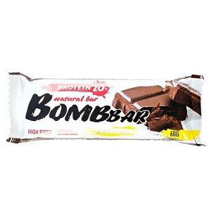 Батончик Bombbar протеиновый CHOCOLATE 60 г