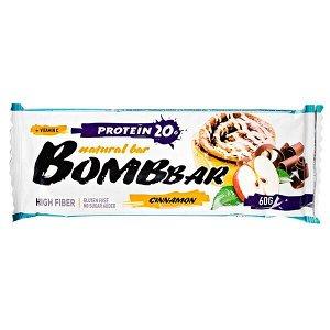 Батончик Bombbar протеиновый CINNAMON 60 г