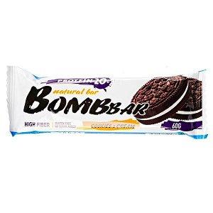 Батончик Bombbar протеиновый COOKIES & CREAM 60 г