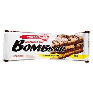 Батончик Bombbar протеиновый DANISH BISCUIT 60 г