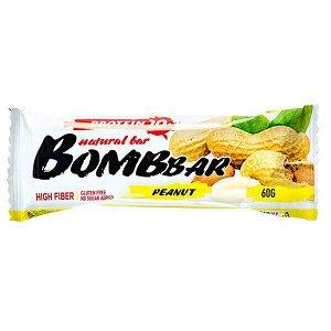 Батончик Bombbar протеиновый PEANUT 60 г